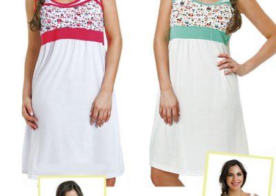 Art-101-camisón-maternal-modal-colores-natural-verde-natural-rosa-blanco-rojo-talles-S-M-L