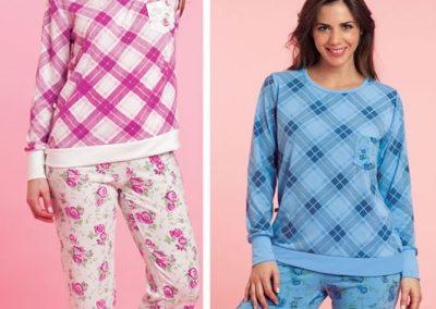 Art-2094-pijama-dama-modal-estampa-sweet-colores-celeste-natural-talles-S-M-L-XL-Especial-XXL