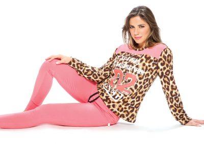 Art-2113-pijama-modal-estampa-02-animal-print-colores-coral-petroleo-talles-S-M-L-XL-Especial-XXL.