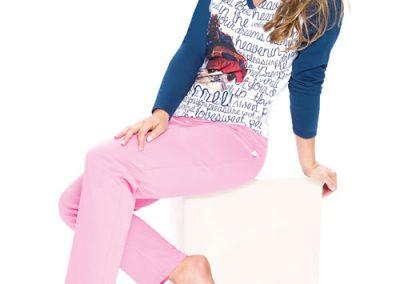 Art-2114-pijama-dama-jersey-estampa-dog-colores-azul-chicle-rojo-negro-talles-S-M-L-XL