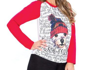 Art-2114-pijama-dama-jersey-estampa-dog-colores-azul-chicle-rojo-negro-talles-S-M-L-XL.