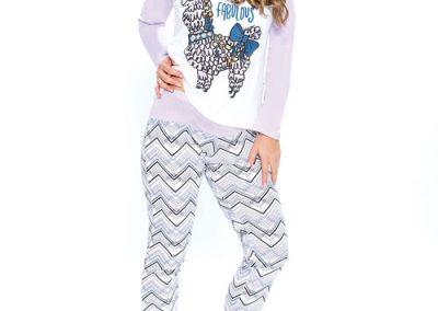 Art-2115-pijama-dama-jersey-estampa-teen-llama-colores-azul-lila-talles-S-M-L-XL.