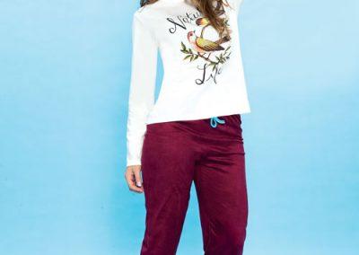 Art-2118-pijama-dama-jersey-y-suede-gamuza-aterciopelada-estampa-natural-colores-rosa-gris-natural-bordo-talles-S-M-L-XL-Especial-XXL