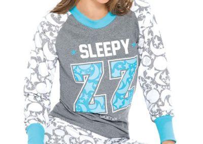 Art-2120-pijama-dama-jersey-estampa-sleepy-zz-colores-natural-azul-topo-blanco-talles-S-M-L-XL.