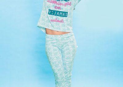 Art-2123-pijama-dama-modal-estampa-amo-los-domingos-colores-acqua-coral-talles-S-M-L-XL-Especial-XXL