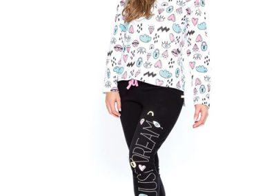 Art-2124-pijama-dama-jersey-estampado-just-dream-colores-acqua-amarillo-blanco-negro-talles-S-M-L-XL.