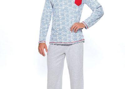 Art-320-pijama-hombre-jersey-estampa-shark-colores-azul-negro-talles-S-M-L-XL-Especial-XXL