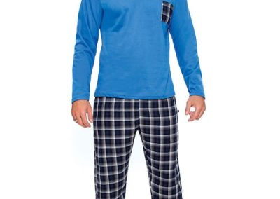 Art-321-pijama-hombre-escoces-jersey-y-poplin-colores-blanco-azul-gris-negro-talles-S-M-L-XL-Especial-XXL.