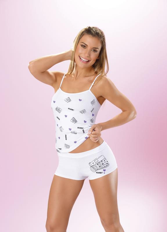 ART.230-Conjunto-Camiseta-y-Short-BLANCO-ACQUA-y-CORAL-Talles-1-2-y-3