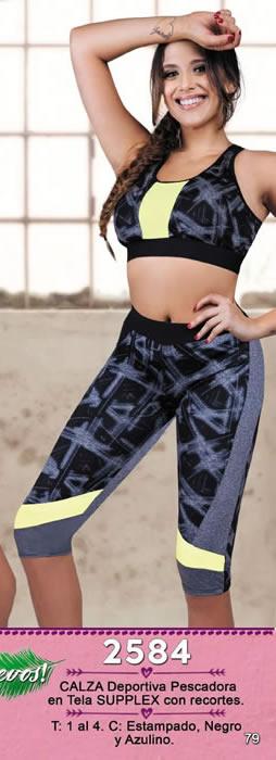 Art-2584-calza-deportiva-pescadora-en-tela-supplex-con-recortes-1-a-4-estampado-negro-y-azulino