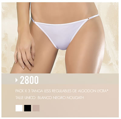 Art-2800-pack-x3-tangaless-regulable-de-algodon-lycra-talle-unico-blanco-negro-nougat